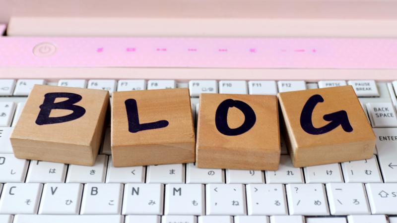 ネタからコトを突き詰めていくとブログでした